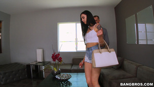BangBros - Marley Brinx Takes It In Every Hole small screenshot