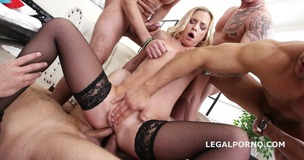 Dap with Swallow with Vinna Reed (Kristal Kaytlin) GIO375 small screenshot