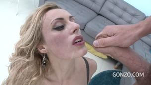 Brittany Bardot no holes barred fuck session with DP/ DAP/ TP/ DVP/ FISTING SZ1645 small screenshot