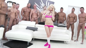 Kira Thorn GANGBANG SZ1687 small screenshot