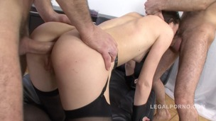 Aspen double anal for kinky slut NR262 small screenshot