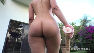 Big butt slut Briana Bounce fucked by 5 guys & double anal RS224 small screenshot