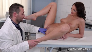 Patient Felicia Kiss hardcore fucked at the XXX DDF clinic for horny babes GP586 small screenshot