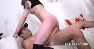 Mary Solaris 2on1 ANAL and DP with Rough Sex and Cum in Mouth GL051 small screenshot