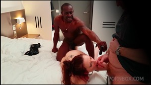 Amateur wife fucked by BBC OTS187 small screenshot