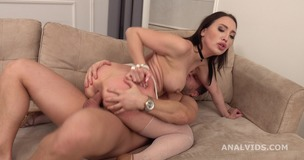 Mr. Anderson's Anal Casting, Melissa Fox welcome to Porn with Balls Deep Anal, Gapes and Cum in Mouth GL362 small screenshot